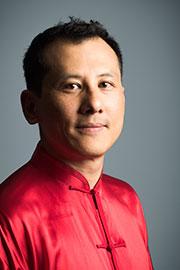 Kung Fu Wu Shu Master Sifu Steeve Kiat