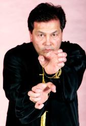 Dim Mak pressure points teacher Dai Sifu Pier Tsui-Po