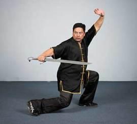 Master Richard Tsui-Po Southern Broad Sword