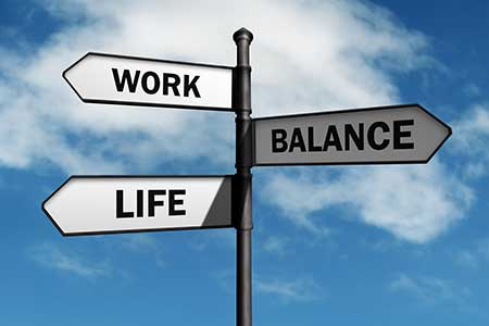 work life balance stress anxiety
