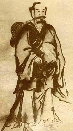 founder of philosophy behind tai chi