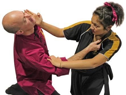 kung fu self defence