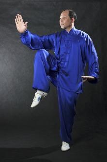 Tai Chi Chief Instructor Master Si Gung Charles Tsui Po
