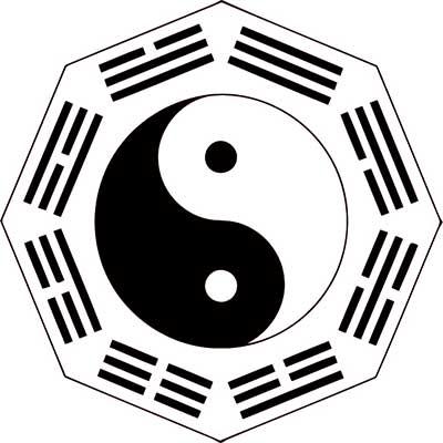 ba gua yin yang philosophy kung fu